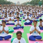 Von Narendra Modi - International Yoga Day, CC BY-SA 2.0