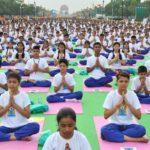 Von Narendra Modi - International Yoga Day, CC BY-SA 2.0