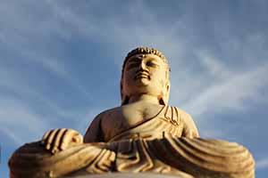 Konflikte existieren auch im Buddhismus.