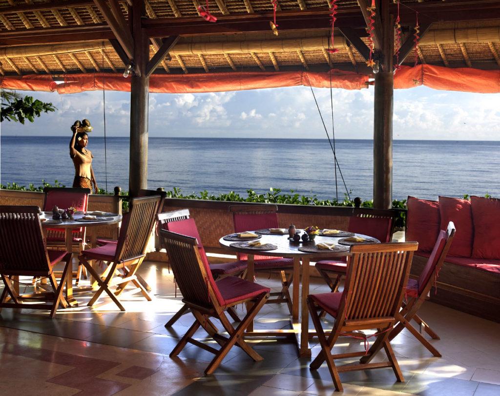 gaia oasis restaurant meerblick